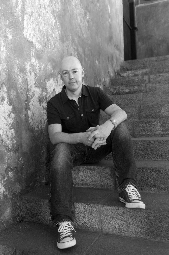 SRI LANKA. John Boyne at the Galle Literary Festival. 2012