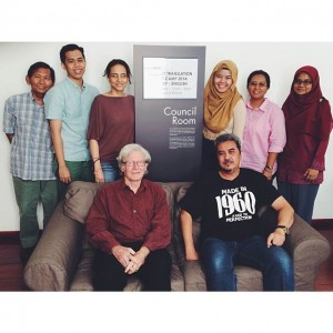 Malay-English group