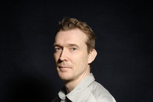 PARIS, FRANCE - DECEMBER 14:  English writer David Mitchell poses during a portrait session held on December 14, 2011 in Paris, France. (Photo by Ulf Andersen/Getty Images)