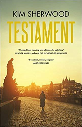 Testament by Kim Sherwood