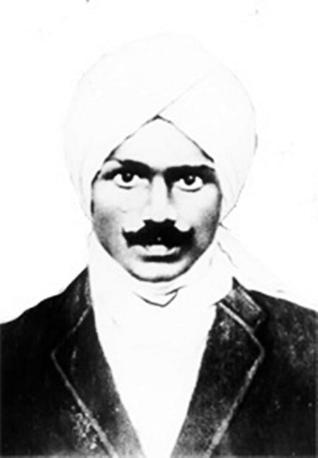 Bharati, Subramania